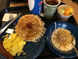 Yavapai Lodge breakfast